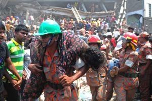 Bangladesh Factory Collapse